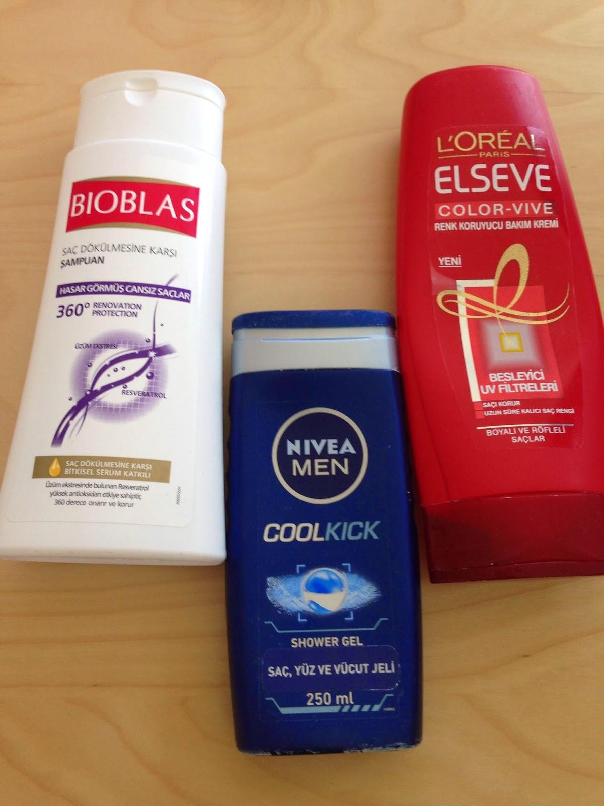 NIVEA FOR MEN Active 3 ile ilk defa 3'ü 1 arada : Şampuan, Duş ve Tıraş Jeli 59