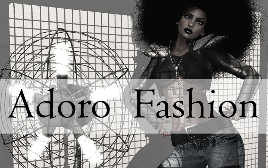 Adoro Fashion!
