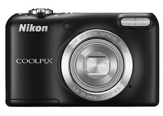 Nikon Coolpix L28 20.1 Megapixel 5x Optical Zoom worth Rs.5950 for Rs.4399 Only