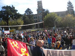 Praza de América Santa Irene, Vigo