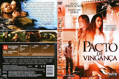 Pacto de Vingança DVD Capa