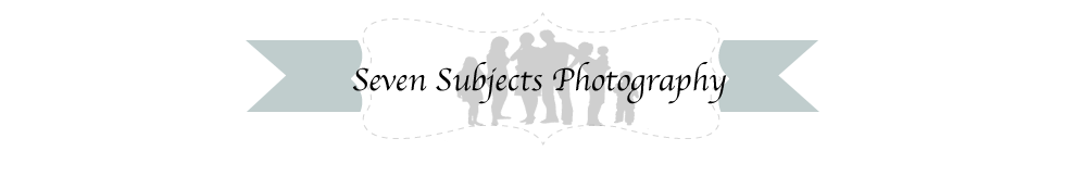 Seven Subjects Photography