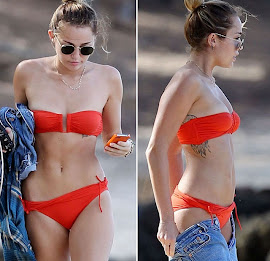 thinspo : Miley Cyrus