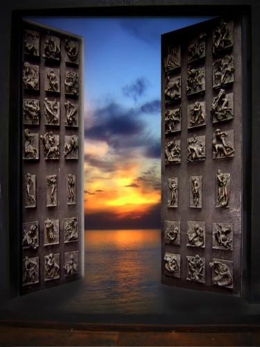 Mi alma de diamante abrir y cerrar puertas for Puertas que abren hacia afuera