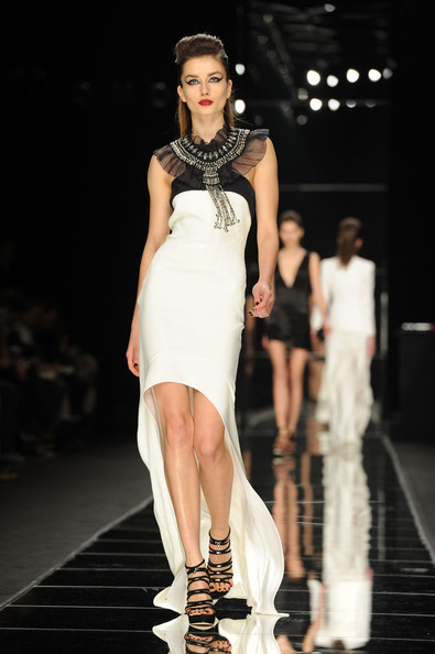 John Richmond Womenswear | MFW Fashion Week