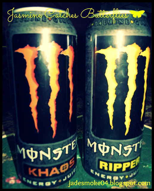 Monster Energy Khaos &amp; Ripper