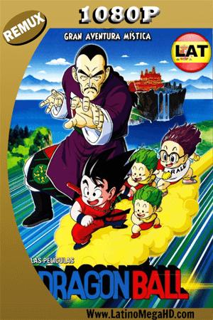 Dragon Ball: Una Aventura Mística (1988) Latino HD BDREMUX 1080P ()