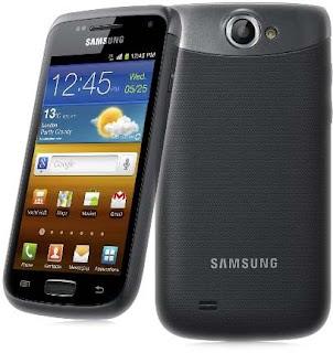 Samsung Galaxy W Harga dan Spesifikasi