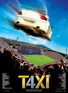 Quái Xế 4 - Taxi 4 poster
