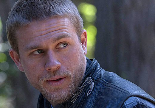 for his role as Jackson 'Jax' Teller on the TV show Sons of Anarchy