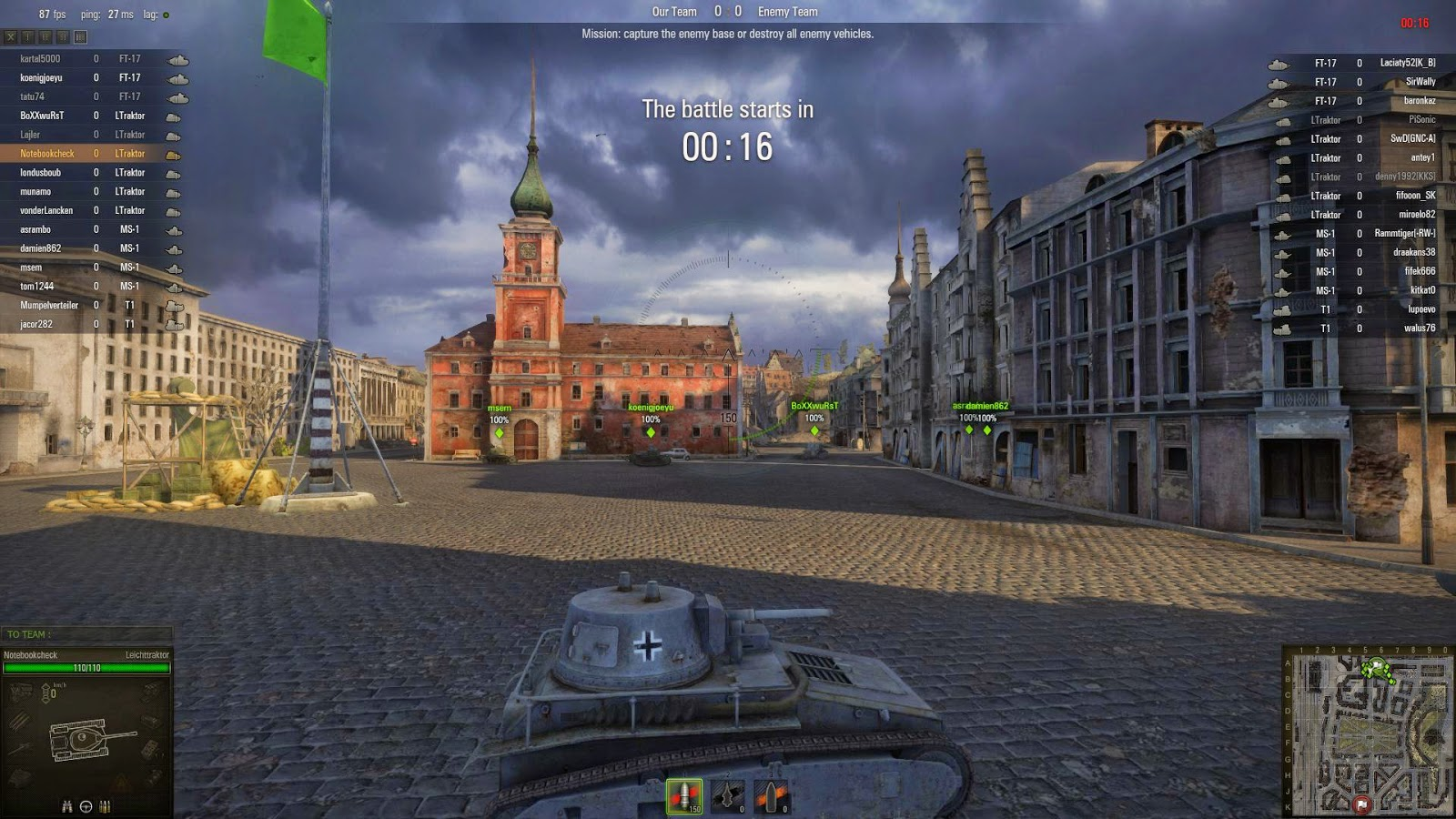 Mod AUTOMATIC BEST 30 FPS WOT - World of Tanks ~ Mods - Cheat - Bot ...