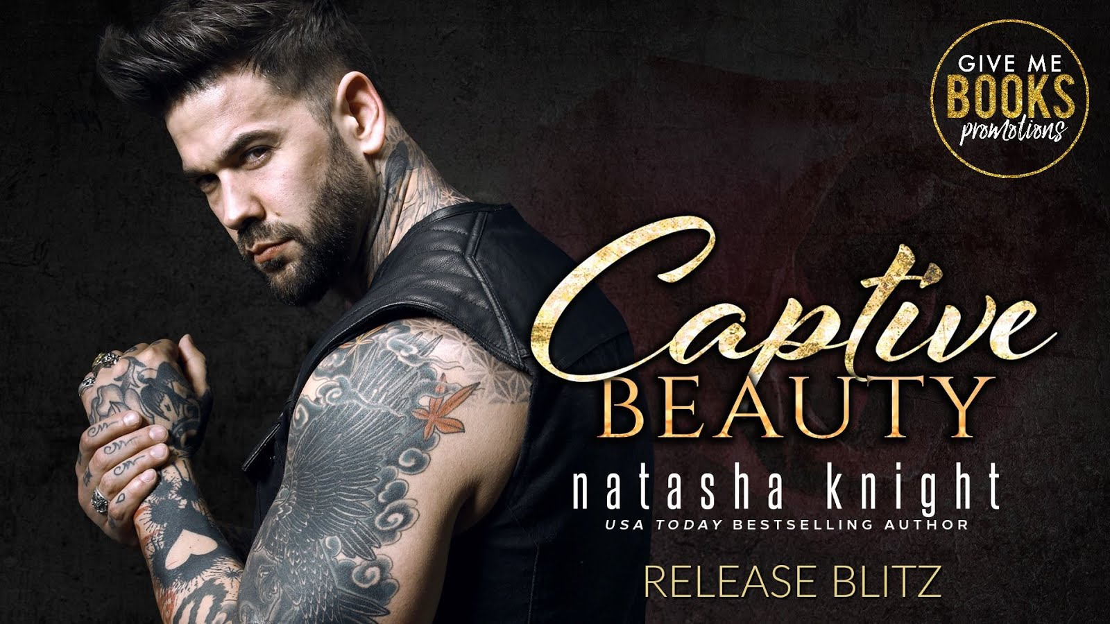 Captive Beauty Release Blitz