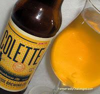 Colette close-up