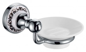 Новая коллекция аксессуаров для ванной комнаты Bogema от Fixsen