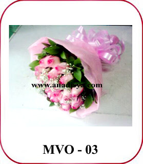 bunga mawar untuk ulang tahun