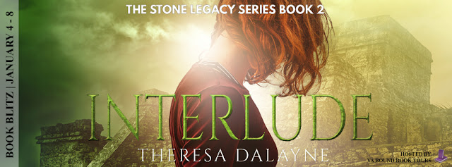 BOOK BLITZ - INTERLUDE by THERESA DALAYNE + GIVEAWAY