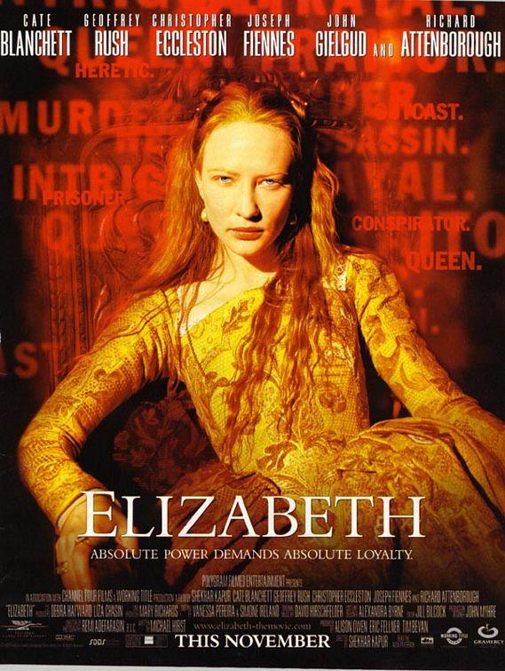 Nữ Hoàng Elizabeth - Elizabeth - 1998