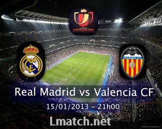 Real Madrid Valencia CF Copa Del Rey Live Online