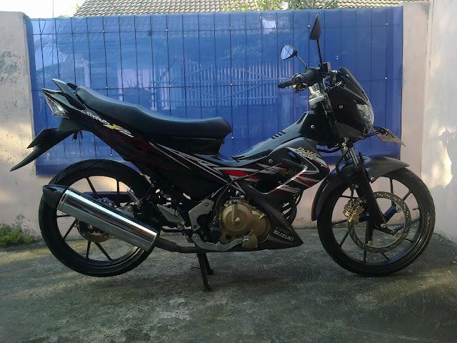 Satria 150 FU murah