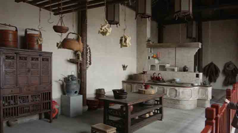 Asian Kitchen Inspiration