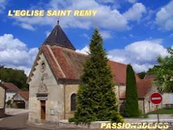 L'EGLISE SAINT REMY