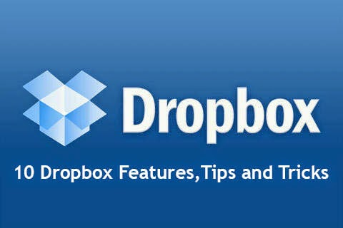 Dropbox Features
