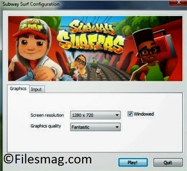 Subway Surfers Game Download For Windows