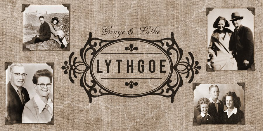 George and Lillie Lythgoe