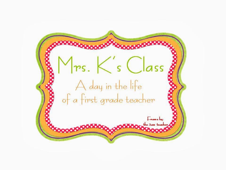 Mrs. K's Class