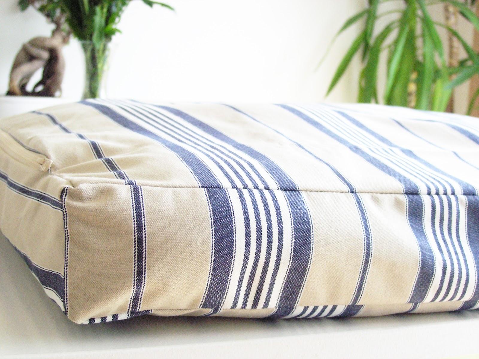 made DIY Dog Bed