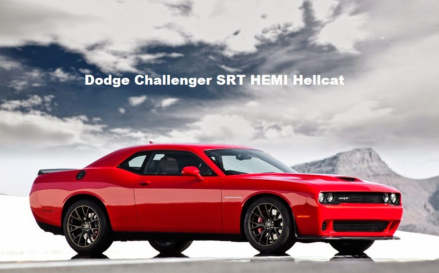 Dodge Challenger Srt Hemi Hellcat Photo Gallery 2015 Car