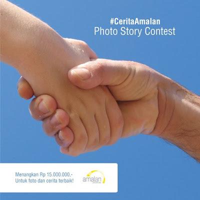 Info Kontes - Kontes Photo dan Cerita #CeritaAmalan