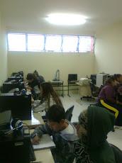 Laboratório informatizado