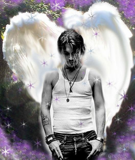 man angel  - رجل ملاك - حاول ان لا تكسر غيرك .....!!!!