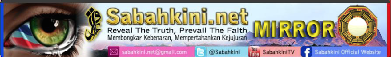 Sabahkini.net - Reveal The Truth, Prevail The Faith