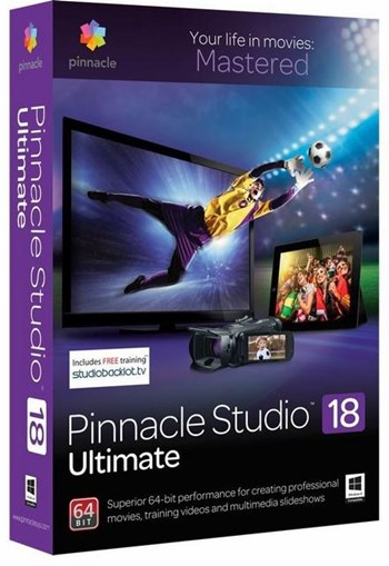 Pinnacle Studio 18.1 Ultimate Español