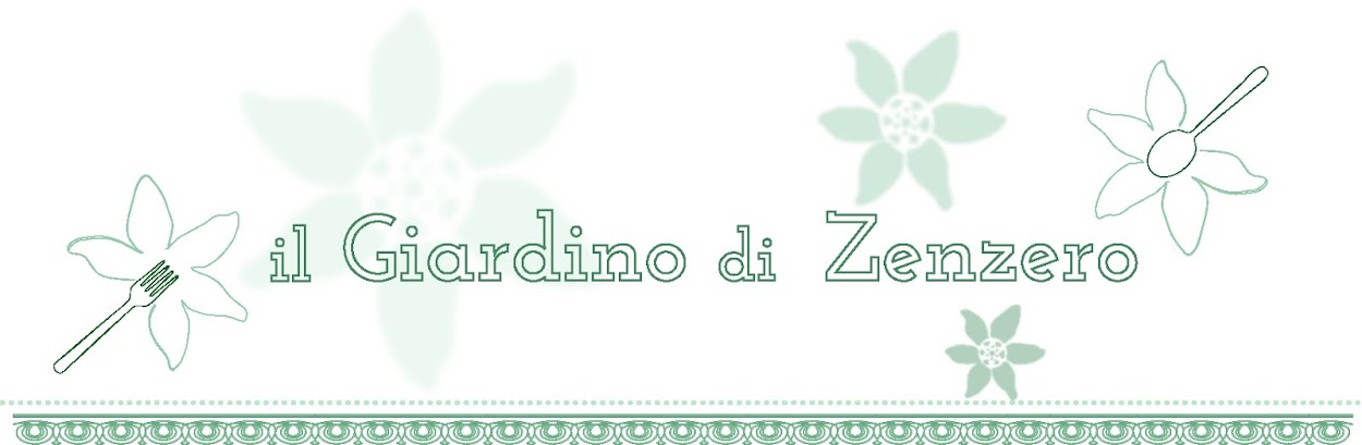 il giardino di zenzero