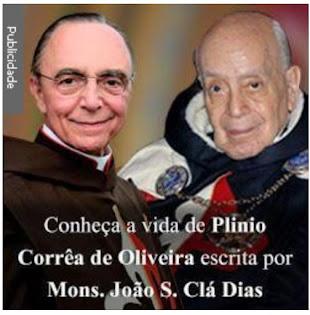 Conheça a Vida de Plinio Corrêa de Oliveira