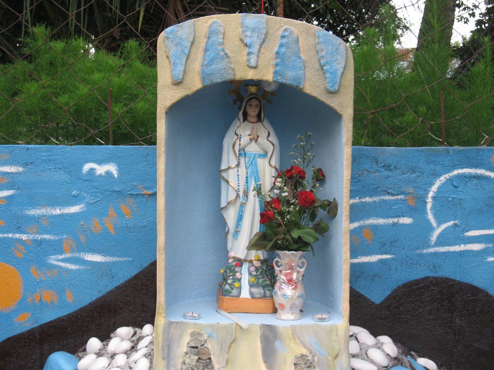 Similiar Virgin Mary Grotto Designs Keywords