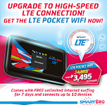 LTE POCKET WIFI