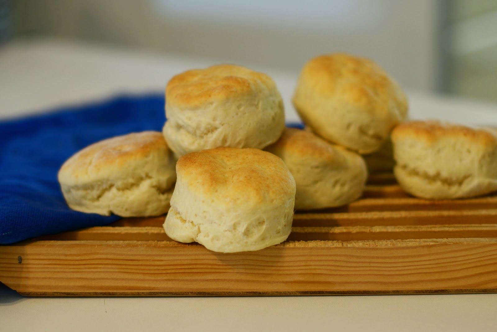 Stroud Is All Over the Place: Mastering the Ubiquitous Biscuit