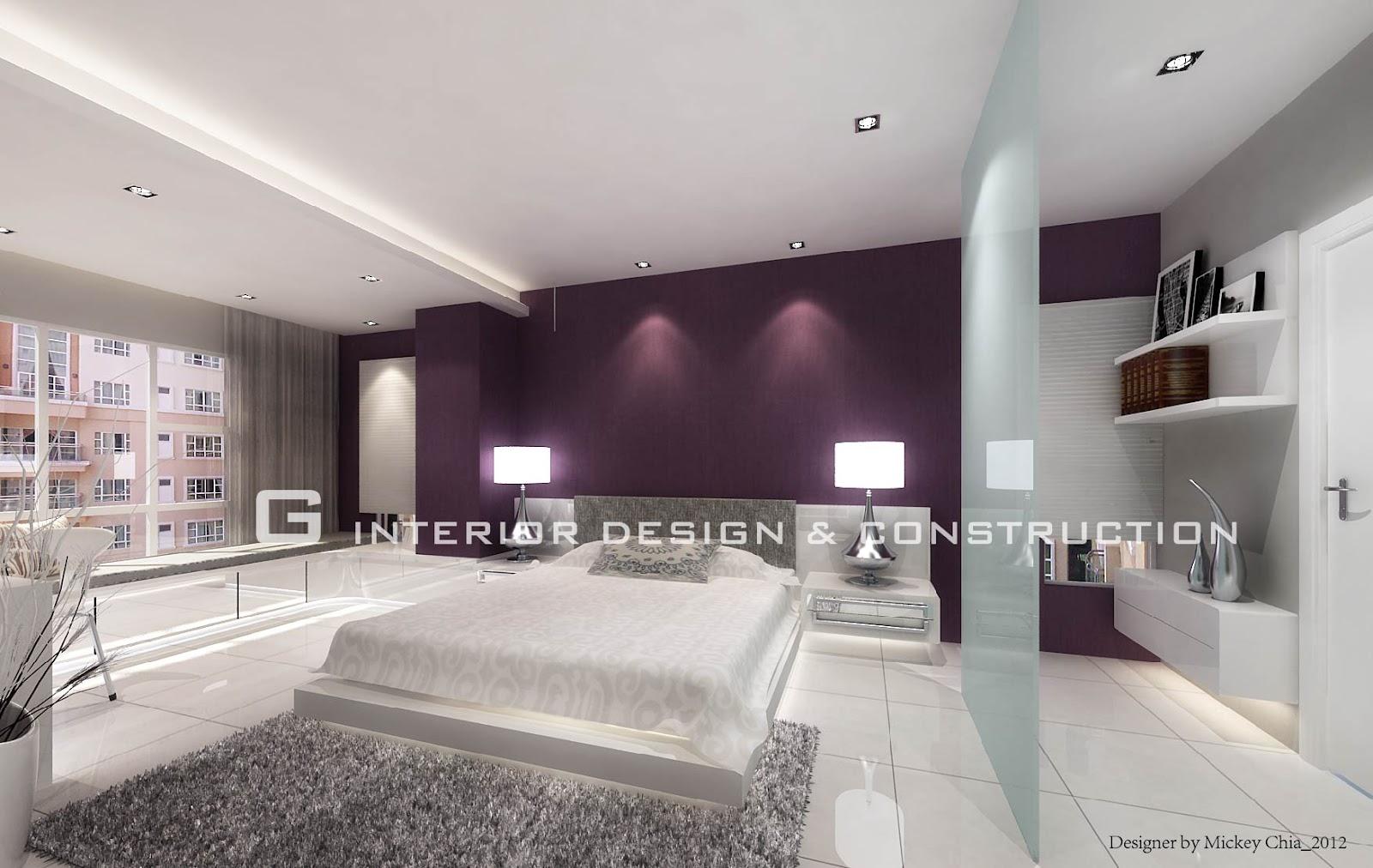Interior design mont kiara condo for Condo interior design