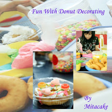 Donut decorating