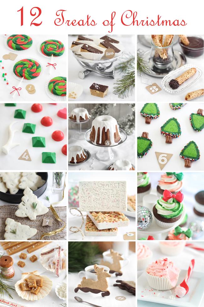 12 Treats Of Christmas Sprinkle Bakes
