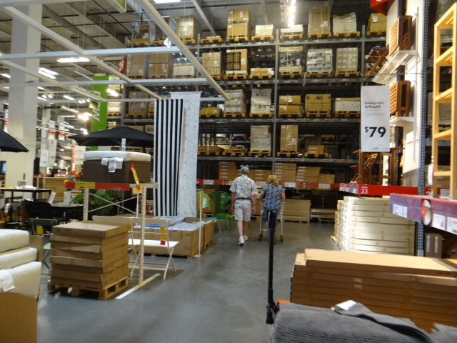 The Ikea Store In Bloomington Minnesota