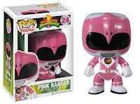 Funko Pop! Pink Ranger