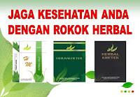 Pro Dan Kontra Rokok Herbal