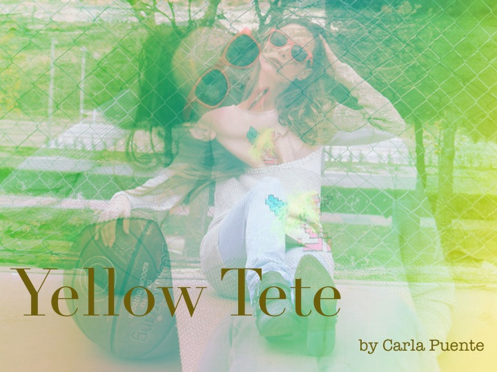 YELLOW TETE by Carla Puente