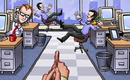 No todas las personas que respiran est n vivas d a de la for Empleo limpieza oficinas