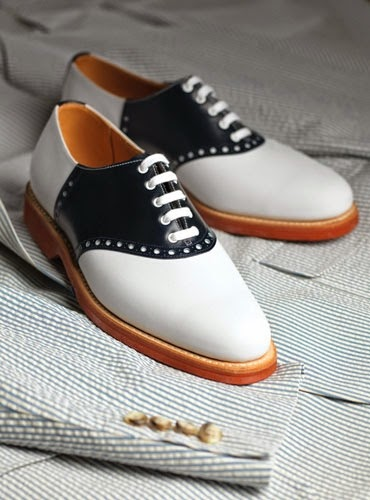 SADDLE SHOES